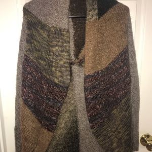 REDUCED ⬇️A. Giannetti Open Cardigan Wool Blend